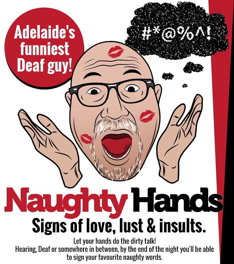 Naughty Hands: Signs Of Love, Lust And Insults.