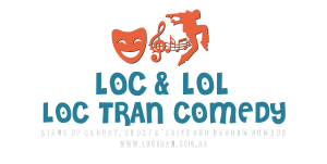 Loc Tran Anchorman - Random News About Stuff - Adelaide Fringe 2018