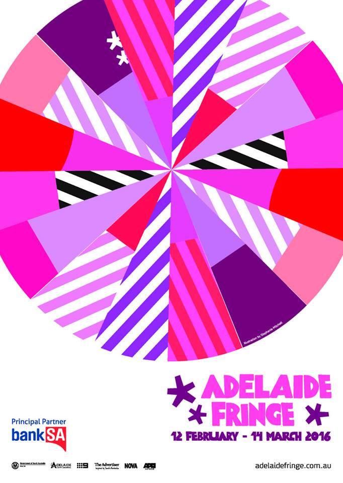 Adelaide Fringe 2016 Poster