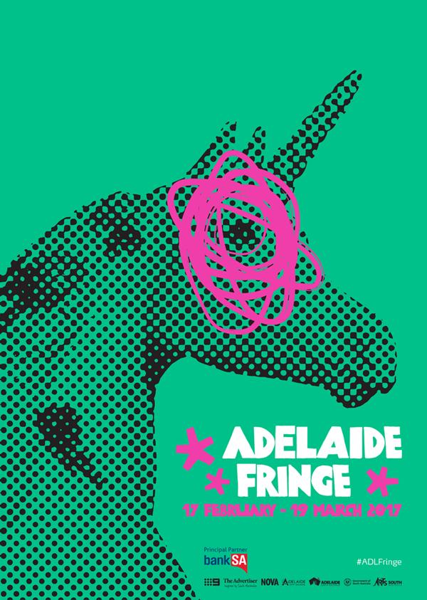 Adelaide Fringe 2017 Poster
