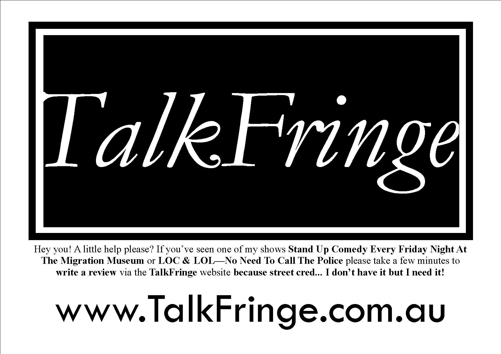 Talk Fringe