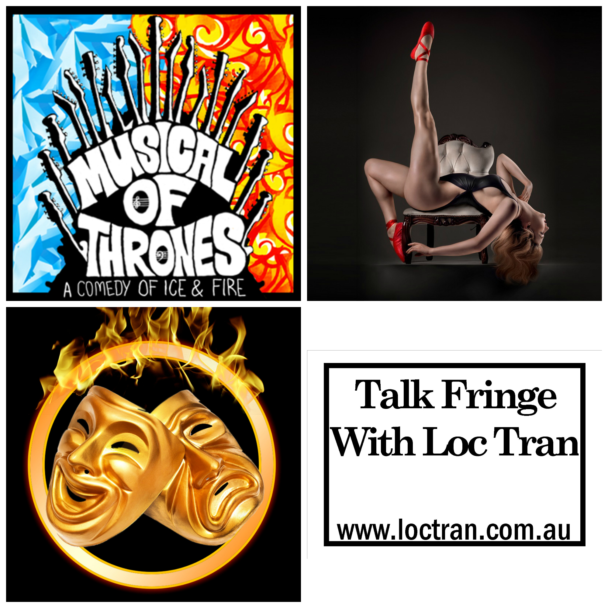 Talk Fringe With Loc Tran Part 2